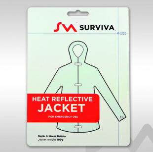 Surviva Heat Reflective Jacket